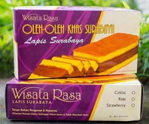 Jual Lapis Surabaya Wisata Rasa